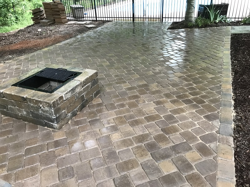 Paving in Greenville, South Carolina