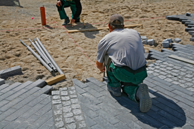 Concrete Pavers in Greenville, South Carolina