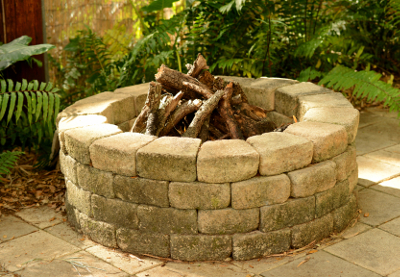 Outdoor Fire Pits in Greenville, South Carolina
