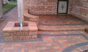 Patio Paving in Greenville, South Carolina