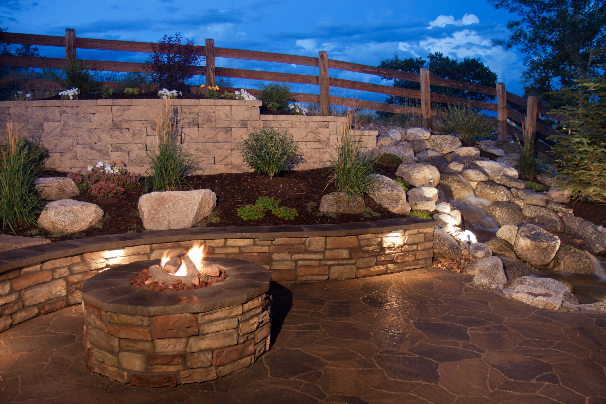 Outdoor Living Spaces Add Value to Your Home