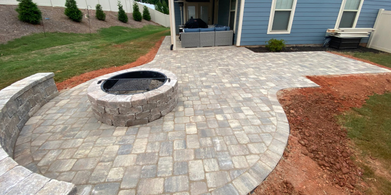 Patio Fire Pits, Greenville, SC