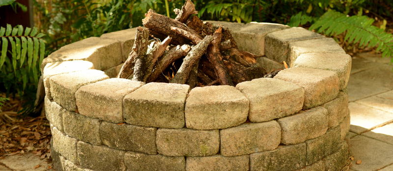 Patio Fire Pits in Greenville, South Carolina