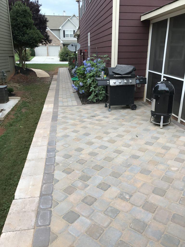patio pavers greenville sc greenville pavers
