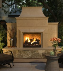 Outdoor Fireplaces in Greenville, South Carolina