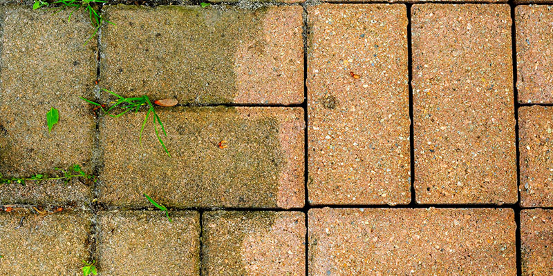 clean your brick pavers for a new start