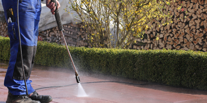 Brick Paver Cleaning in Greenville, South Carolina